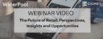 Webinar Video: The Future of Retail