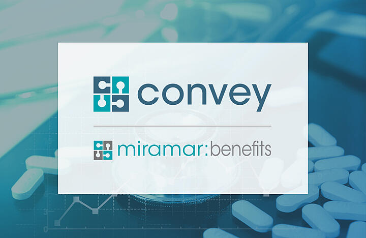 Convey Expands Supplemental Benefit Program with Miramar:Benefits