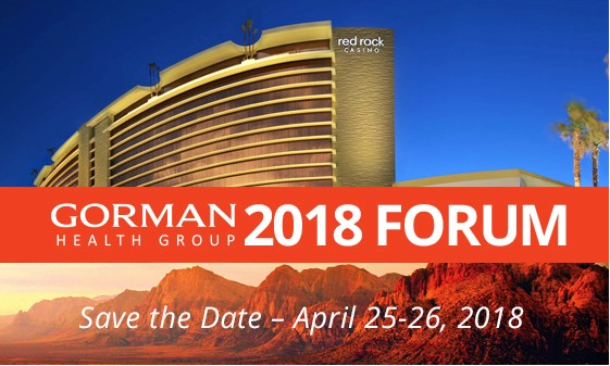 Gorman Health Group Forum