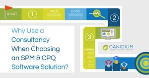 Why Use a Consultancy When Choosing an SPM and CPQ Software Solution?