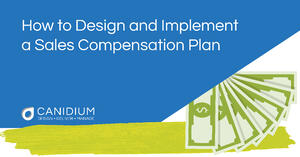 How to Design and Implement a Sales Compensation Plan