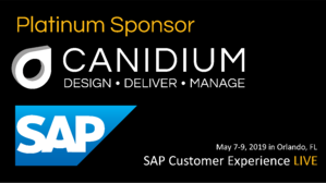 Canidium Turns Ruby Into Platinum, a Leading Sponsor of SAP CX Live