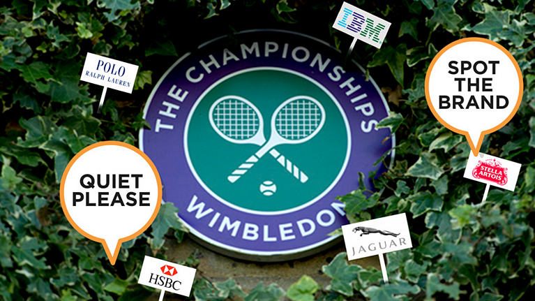 Quiet, Please: How the Tradition of Wimbledon Plays Out In Brand Sponsorship
