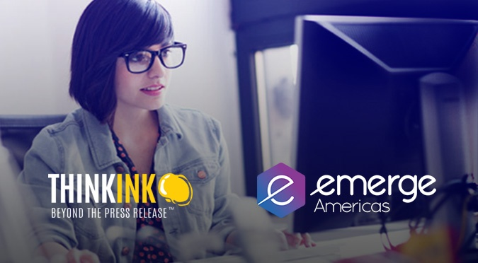 ThinkInk: The Newest Member of #MiamiTech! Join us at eMERGE Americas 2016