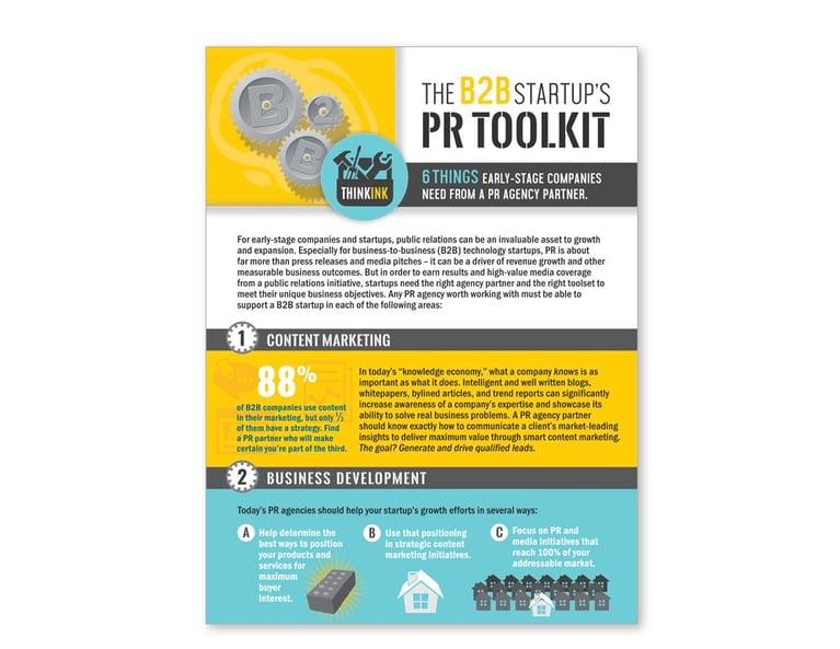 The B2B Startup's PR Toolkit
