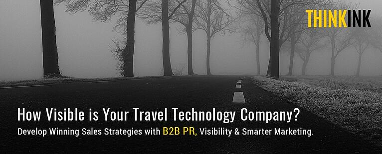 How Visible Is Your Travel Technology Company?