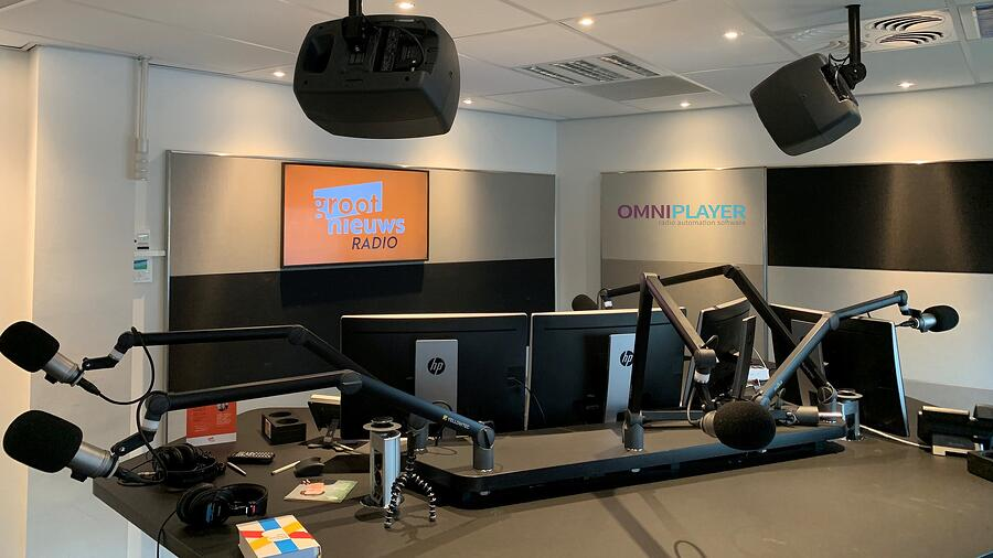 Groot Nieuws Radio switches to OmniPlayer