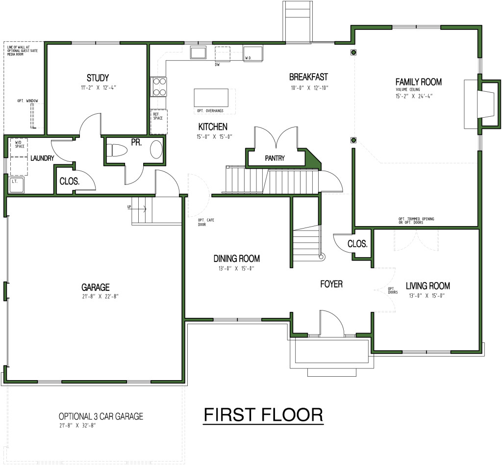 Fairfax III & IV First Floor