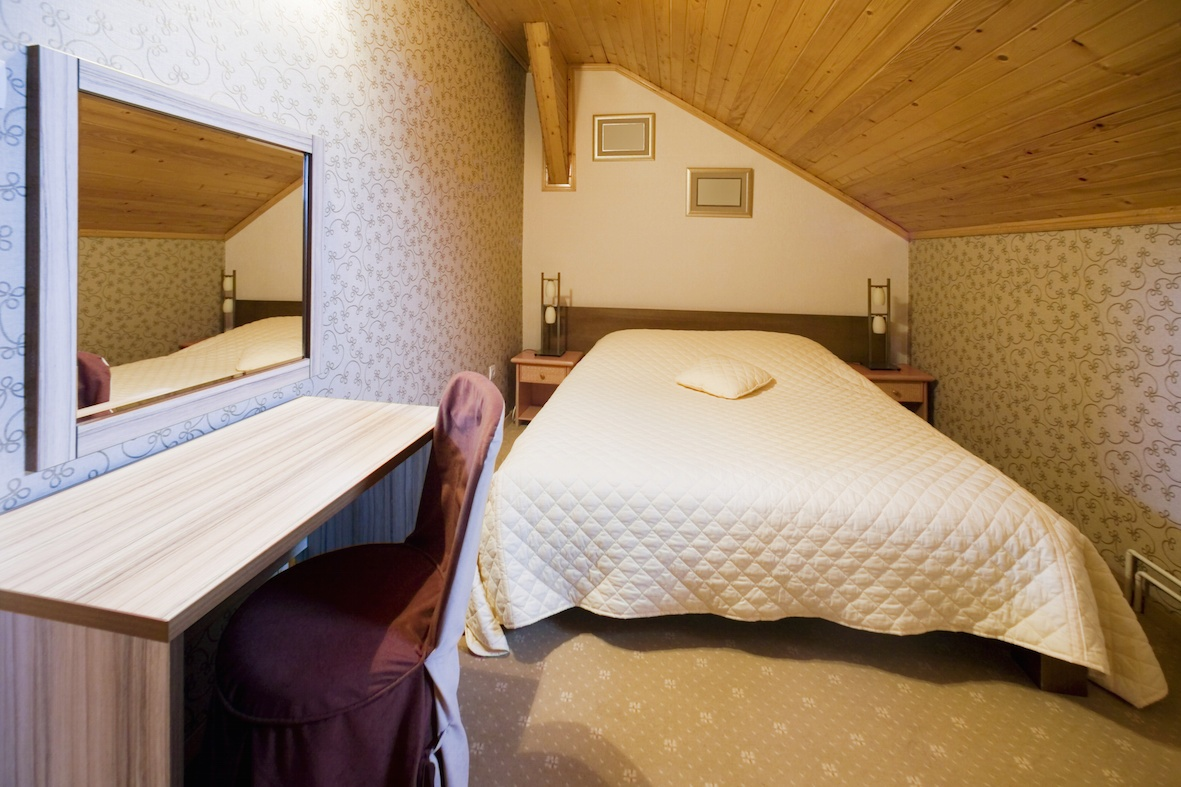 Turn Your Princeton Attic Into A Great Guest Bedroom