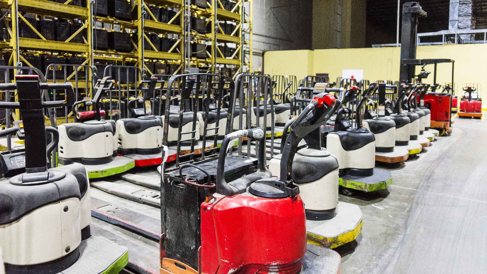 How Hawker Batteries Can Help Your Forklifts Go Green