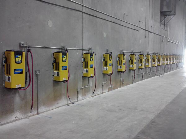 Forklift Chargers