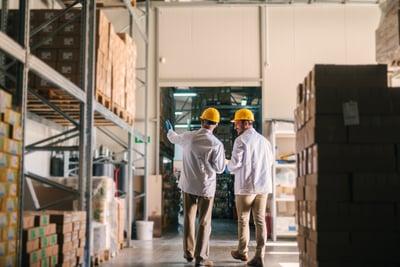 warehouse maintenance service