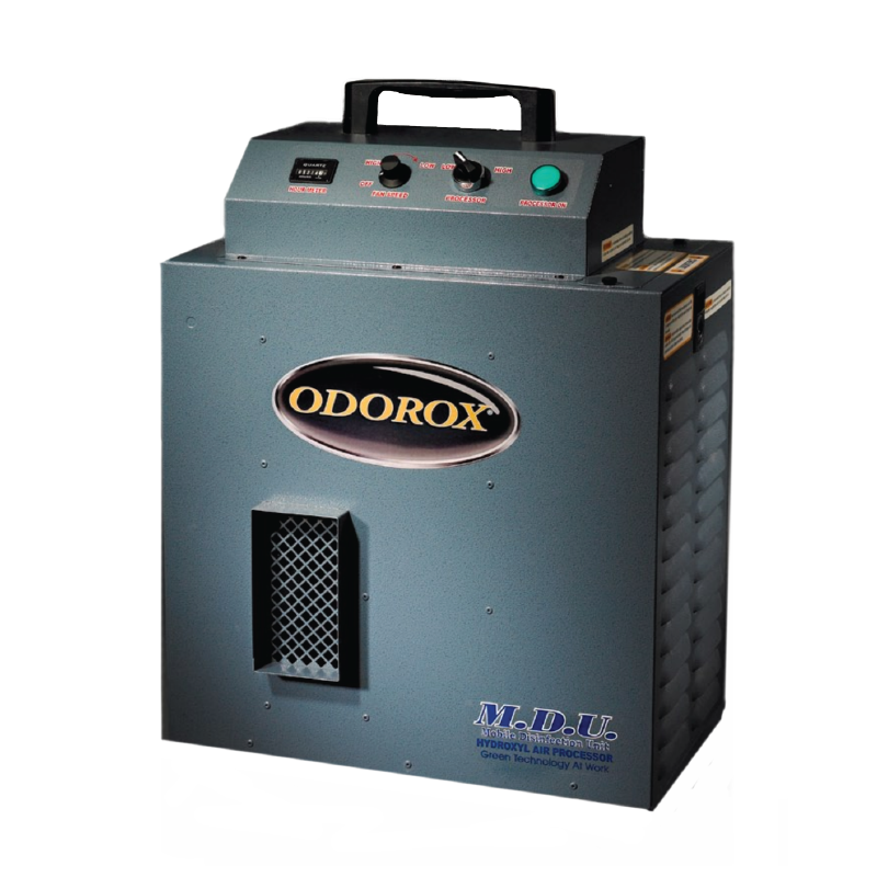 odorox machine