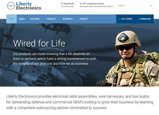 Liberty Electronics Website.jpg