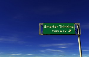 http://www.dreamstime.com/stock-images-smarter-thinking-freeway-exit-sign-image16288004