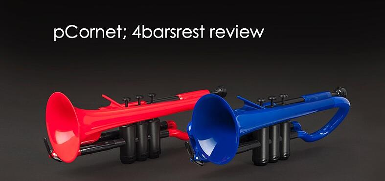 4barsrest reviews the pCornet; what's not to like?