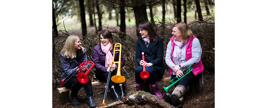 The WMG Mums on Why Music Matters