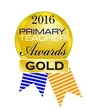 Gold for pBuzz in Primary Teacher Awards