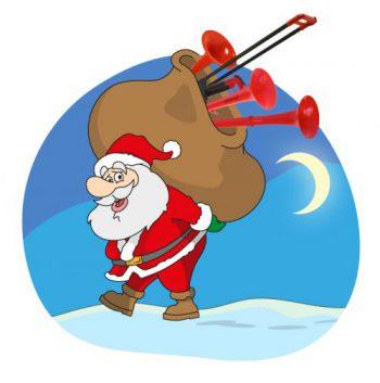 Meet our pPal...Santa