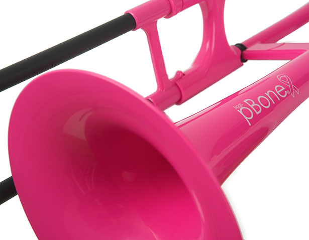 Pink pBone for charity now available