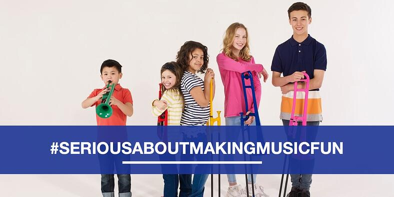 Five Ways Warwick Music Group are Serious About Making Music Fun!