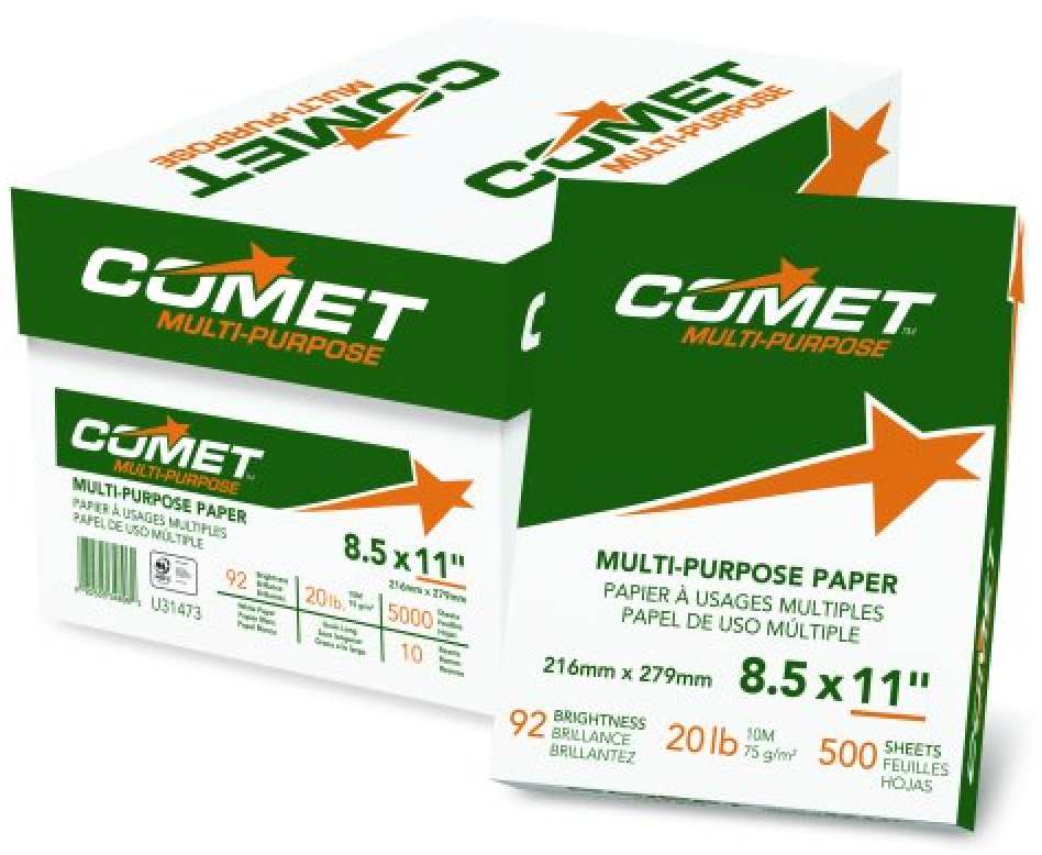 Comet Paper cropped