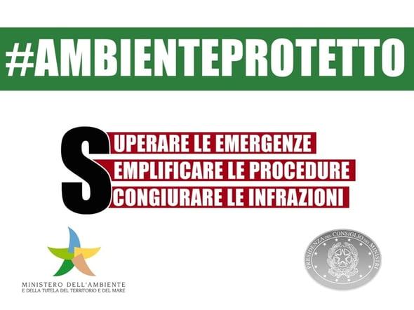 #AmbienteProtetto: verso un'Italia più sostenibile