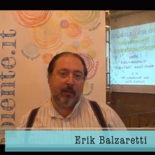 Introduzione d'autore all'immaginario ambientale: intervista a Erik Balzaretti.