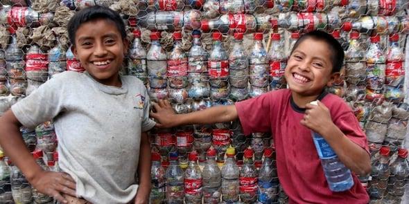Rifiuti, una vera ricchezza per i paesi in via di sviluppo?