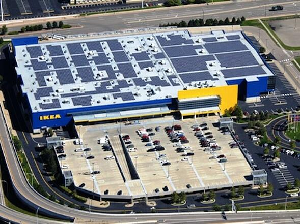 Ikea investe 4 miliardi nelle rinnovabili