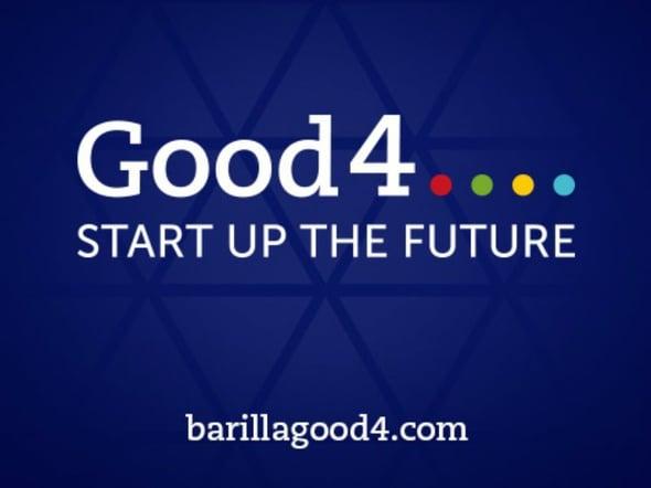 """Da Barilla """"Good4 StartUp the Future"""", sfida a colpi di sostenibilità"""