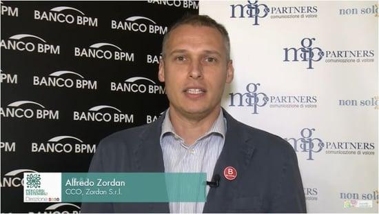 Alfredo Zordan - Percorsi Sostenibili: Direzione 2030
