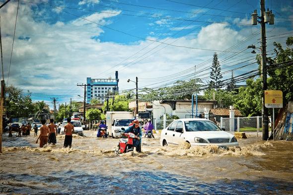 L'analisi dei rischi naturali come strumento di pianificazione e gestione di infrastrutture critiche