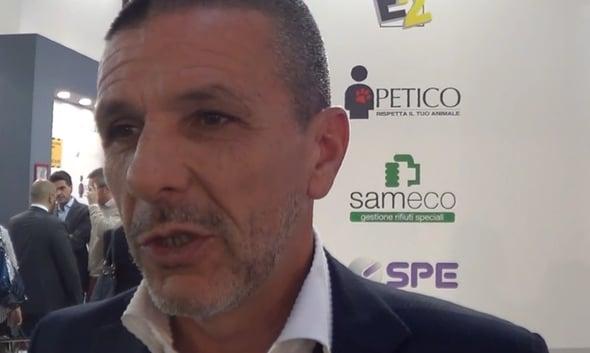 Ecomondo 2015 - Intervista a Andrea Giustini, Presidente di EcoEridania