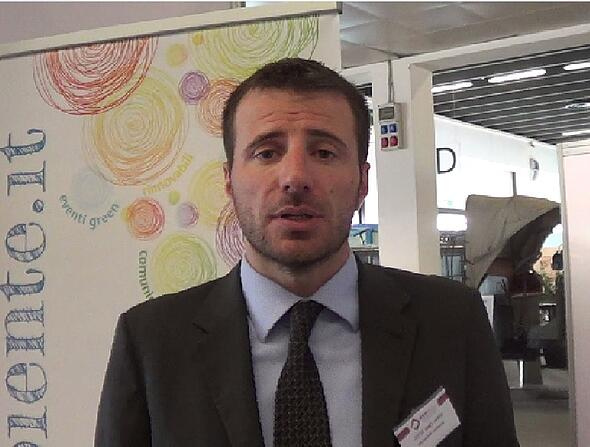 Continua lo Speciale Remtech 2013: intervista a Antonino Rapisardi - 3V Green Eagle