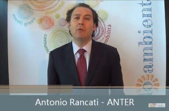 Speciale Ecomondo: intervista a Antonio Rancati – ANTER