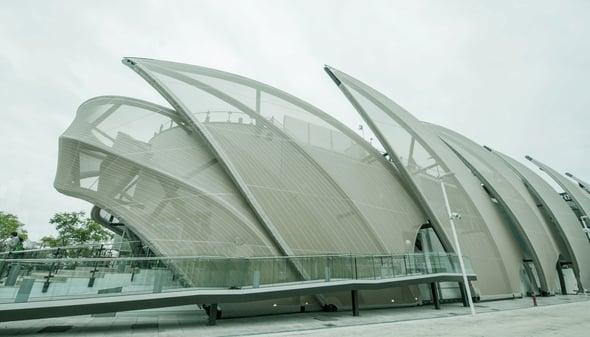 Architettura sostenibile, l'esempio di Expo 2015