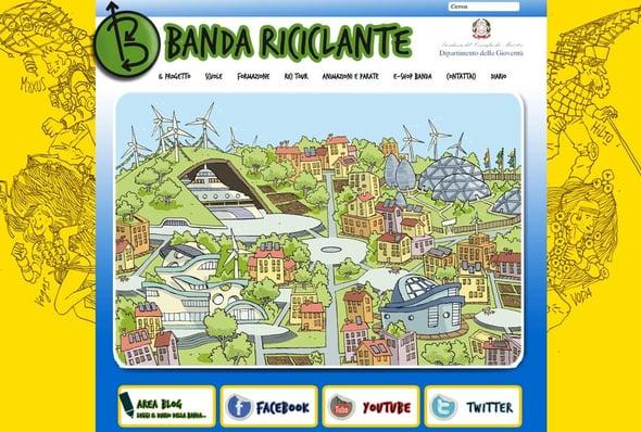 Progetto Banda Riciclante