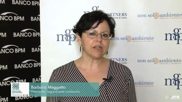 Barbara Meggetto - Percorsi Sostenibili: Direzione 2030