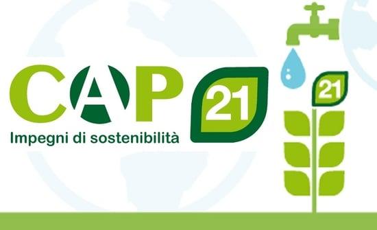 CAP21: il programma di Gruppo CAP per la sostenibilità delle reti idriche