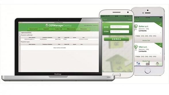 CER Manager: a Ecomondo il lancio della versione desktop