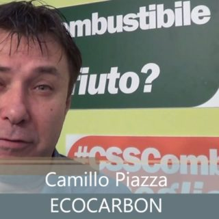 Videointervista Camillo Piazza, presidente Consorzio ECOCarbon