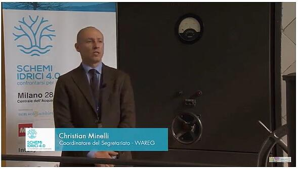 Christian Minelli - Schemi idrici 4.0: confrontarsi per innovare