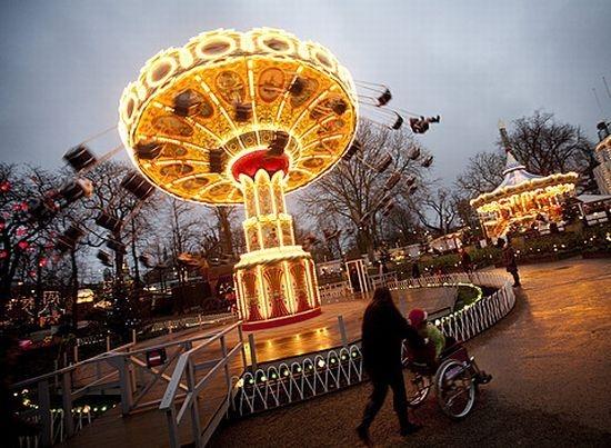 Copenaghen: il primo parco divertimenti a energia rinnovabile