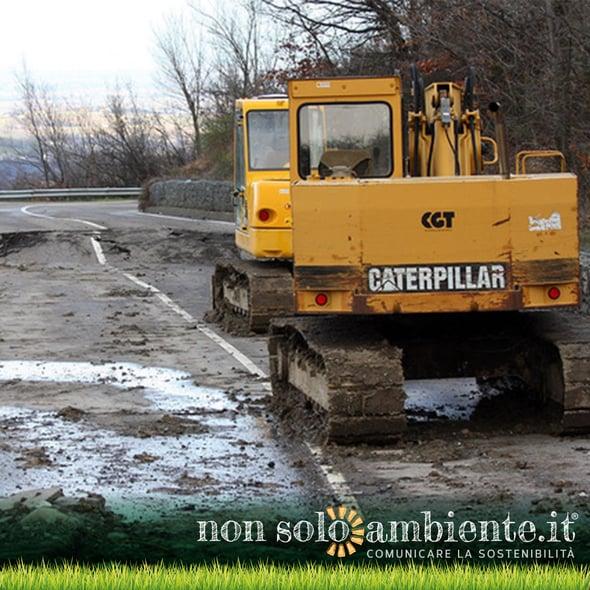 """Sì a """"Cantiere Ambiente"""", il Ddl contro il dissesto idrogeologico"""