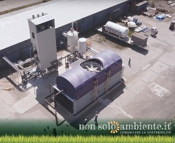 Direct Air Capture, l'impianto che cattura CO2