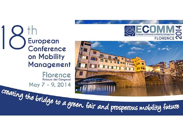ECOMM: a Firenze si parla di Mobility Management!