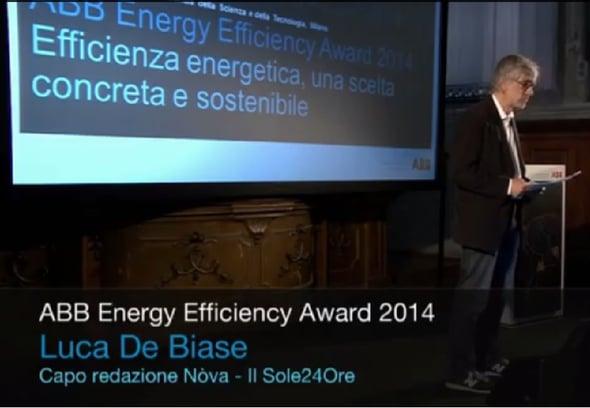 Efficienza energetica = Concretezza con ABB