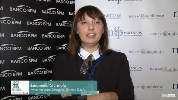 Emanuela Sturniolo - Percorsi Sostenibili: Direzione 2030
