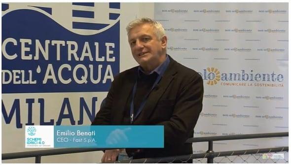 Emilio Benati - Schemi idrici 4.0: confrontarsi per innovare